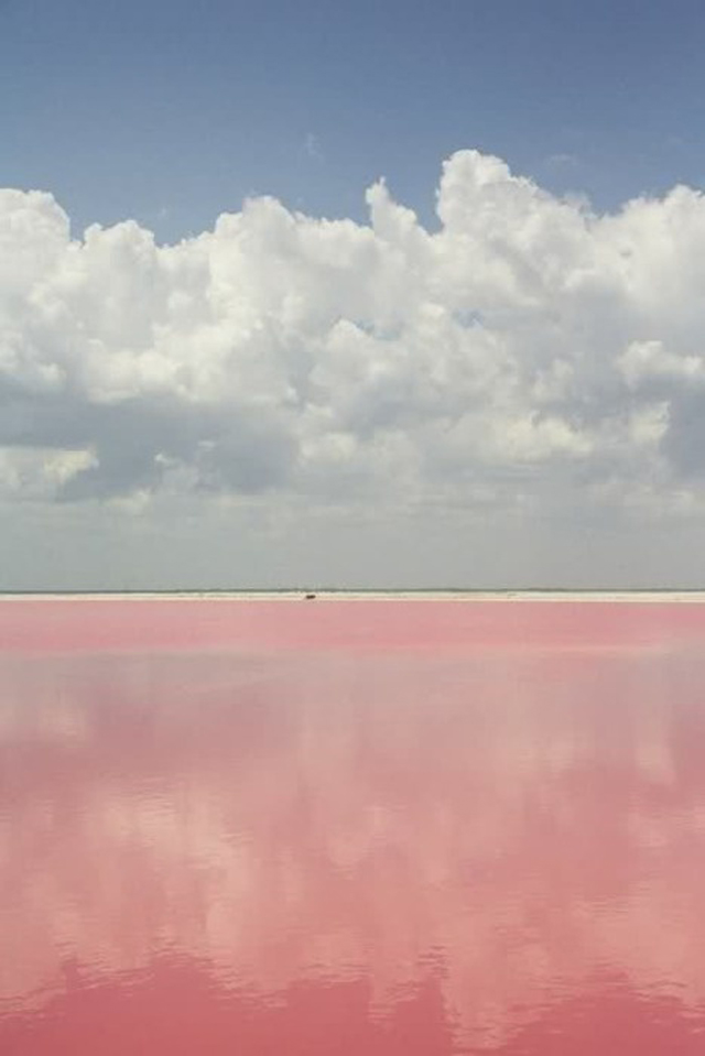 Lake Retba, Senegal