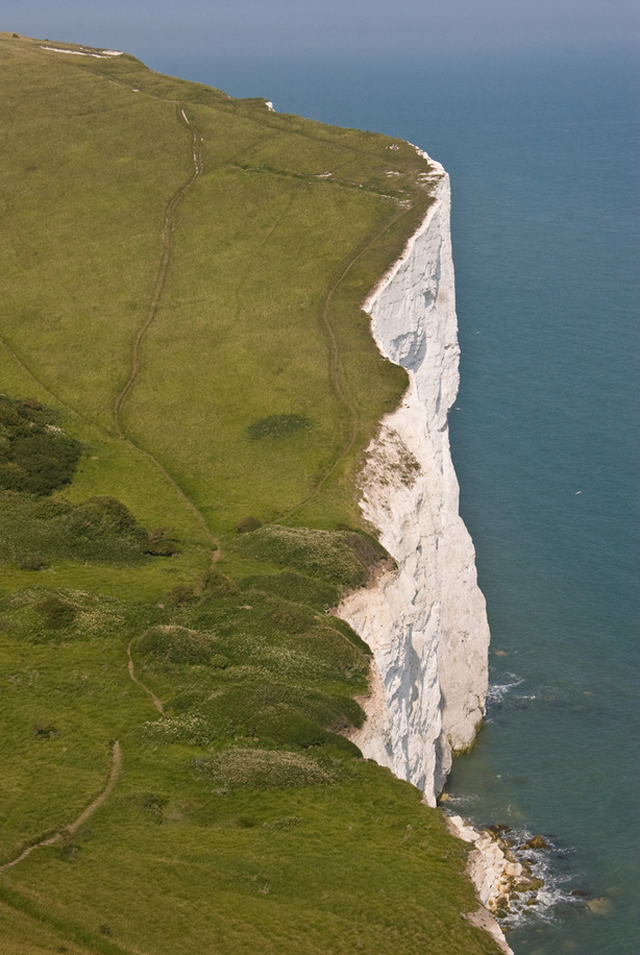 dover cliffs, england