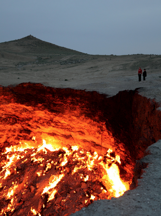 Door to Hell, Turkmenistan6