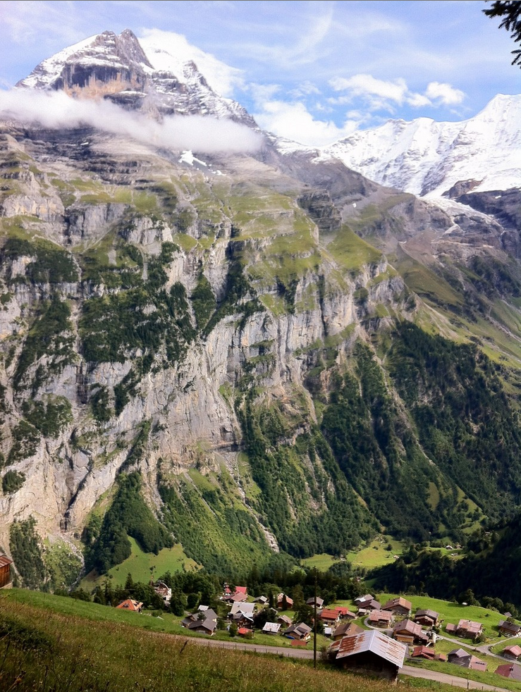 Gimmelwald, Swiss Alps