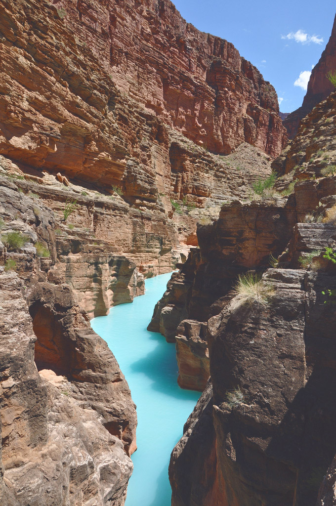havasu creek, arizona