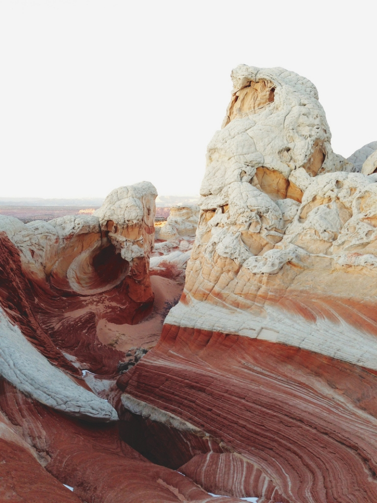 White Pocket Vermilion Cliffs, Arizona