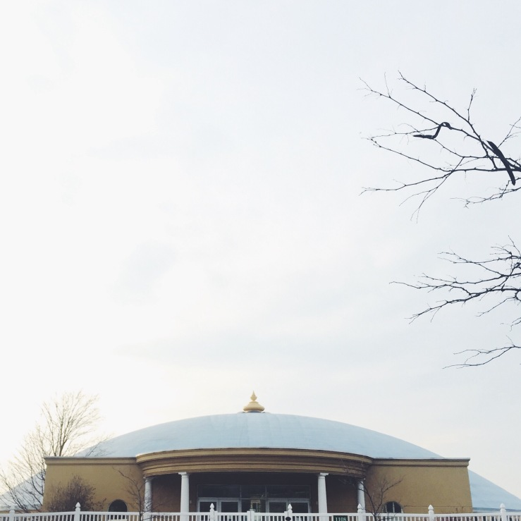 Fairfield, Iowa Meditation Dome